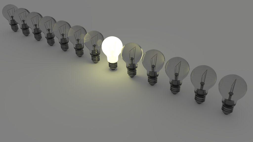 Ideeën beschermen